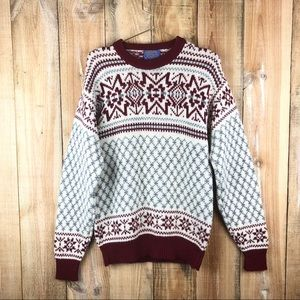 PENDLETON | Vintage 100% Wool Men's Sweater